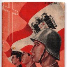 Militaria: LIBRITO DEL ALZAMIENTO NACIONAL. Lote 80513453
