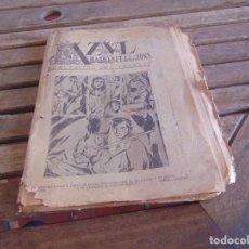 Militaria: AZUL DIARIO DE FET JONS FALANGE EDITADO EN CORDOBA 18 DE JULIO 1939 48 PAGINAS. Lote 89073224