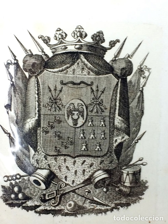 Militaria: GRAN FONDO DOCUMENTAL DE LA SAGA MILITAR ALDANESE. ANDRÉS, DOMINGO, DOMINGO M. ESPAÑA. 1757-1900 - Foto 6 - 90541385