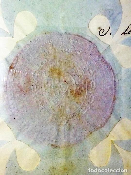 Militaria: GRAN FONDO DOCUMENTAL DE LA SAGA MILITAR ALDANESE. ANDRÉS, DOMINGO, DOMINGO M. ESPAÑA. 1757-1900 - Foto 18 - 90541385
