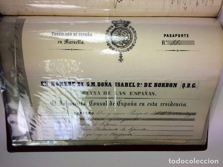 Militaria: GRAN FONDO DOCUMENTAL DE LA SAGA MILITAR ALDANESE. ANDRÉS, DOMINGO, DOMINGO M. ESPAÑA. 1757-1900 - Foto 25 - 90541385