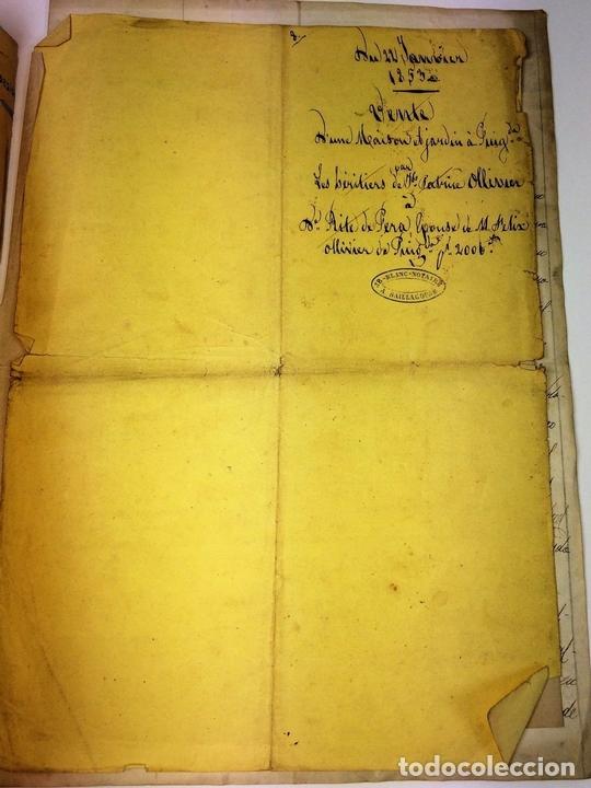 Militaria: GRAN FONDO DOCUMENTAL DE LA SAGA MILITAR ALDANESE. ANDRÉS, DOMINGO, DOMINGO M. ESPAÑA. 1757-1900 - Foto 44 - 90541385