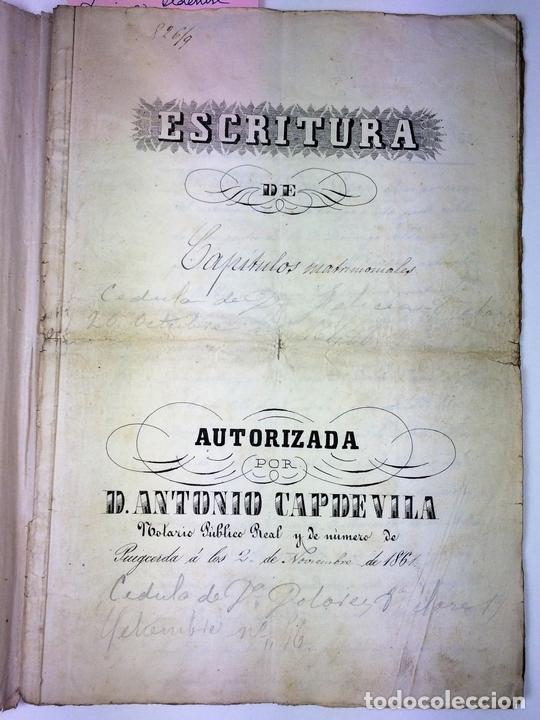 Militaria: GRAN FONDO DOCUMENTAL DE LA SAGA MILITAR ALDANESE. ANDRÉS, DOMINGO, DOMINGO M. ESPAÑA. 1757-1900 - Foto 54 - 90541385