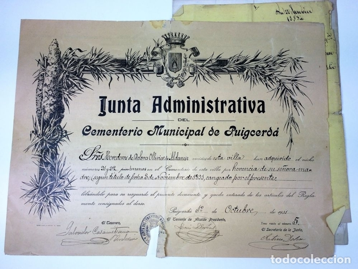 Militaria: GRAN FONDO DOCUMENTAL DE LA SAGA MILITAR ALDANESE. ANDRÉS, DOMINGO, DOMINGO M. ESPAÑA. 1757-1900 - Foto 56 - 90541385