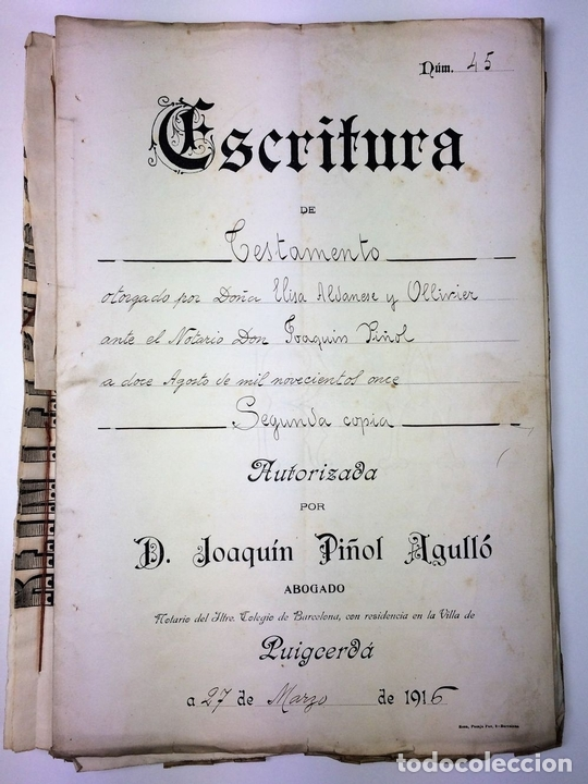 Militaria: GRAN FONDO DOCUMENTAL DE LA SAGA MILITAR ALDANESE. ANDRÉS, DOMINGO, DOMINGO M. ESPAÑA. 1757-1900 - Foto 62 - 90541385