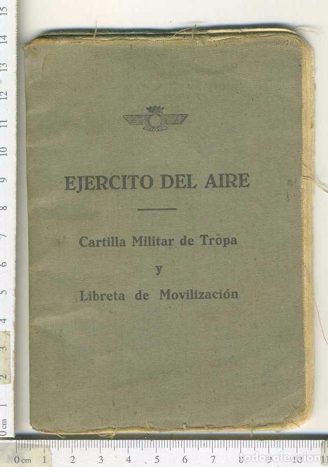 CARILLA MILITAR DE AVIACION EJERCITO DEL AIRE REGION AEREA DEL ESTRECHO (Militar - Propaganda y Documentos)
