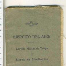 Militaria: CARILLA MILITAR DE AVIACION EJERCITO DEL AIRE REGION AEREA DEL ESTRECHO. Lote 90896140