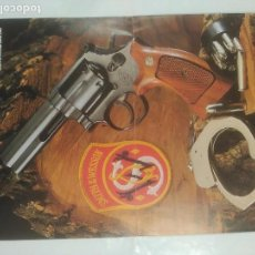 Militaria: CARTEL ARMAS. SMITH & WESSON MOD. 586. TDKR39. Lote 92998705