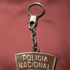 Militaria: LLAVERO POLICÍA NACIONAL. Lote 93150024