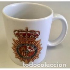 Militaria: ESTUPENDA TAZA CERÁMICA DEL CUERPO NACIONAL DE POLICIA. Lote 178983206