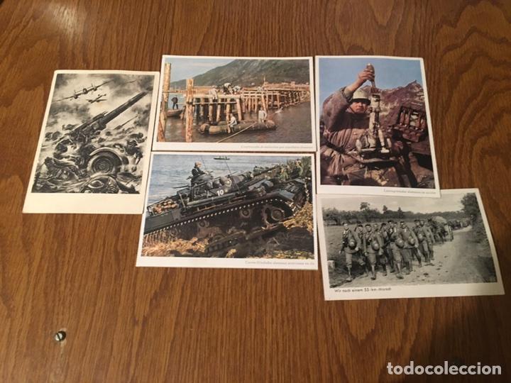 POSTALES ALEMANAS DE LA II GUERRA MUNDIAL (Militar - Propaganda y Documentos)