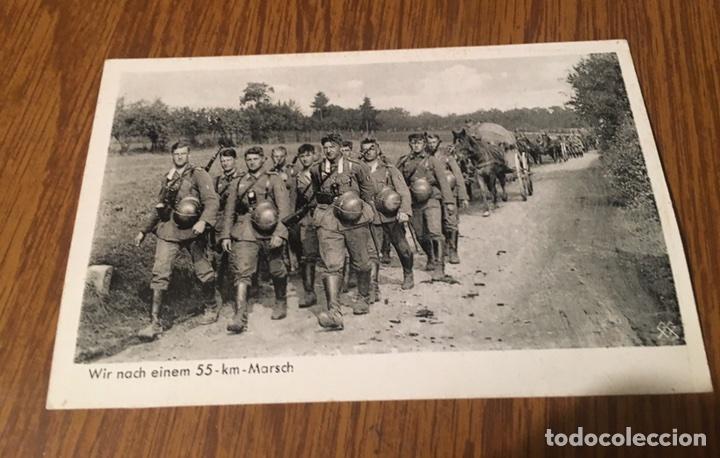 Militaria: POSTALES ALEMANAS DE LA II GUERRA MUNDIAL - Foto 6 - 96043234