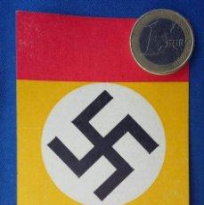 Militaria: PEGATINA PENS- PARTIDO ESPAÑOL NACIONAL SOCIALISTA AÑOS 70-78. Lote 96722135