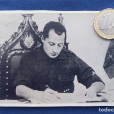 Militaria: FOTO JOSE ANTONIO PRIMO DE RIVERA FE JONS FALANGE EDITADA ,AÑOS 70. . Lote 96804963