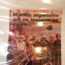 Militaria: CURIOSO CARTEL DEL PCE, 1977. Lote 96939491