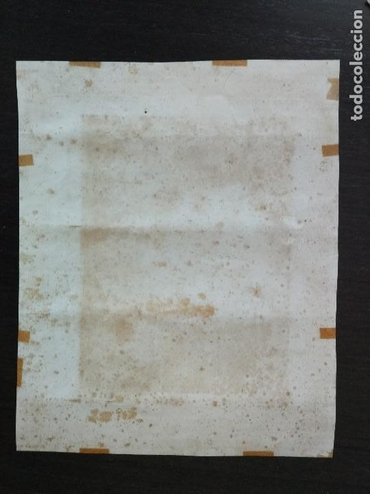 Militaria: 1793 GRABADO MASACRE DE LA TRIPULACION DE LA MODESTE PORT DE GENES PAR LES ANGLAIS FRANCIA - Foto 4 - 97878847
