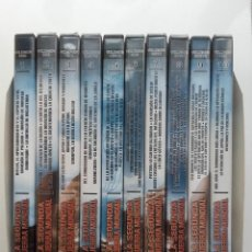 Militaria: LA SEGUNDA GUERRA MUNDIAL. COLECCION CAMPO DE BATALLA - 48 CAPITULOS EN 10 DVDS. Lote 98691687