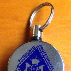 Militaria: POLICIA MUNICIPAL SINDICATO PROFESIONAL. EXTENSOR DE CINTURON. Lote 99291710