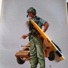 Militaria: ANTIGUA LAMINA MILITAR LEGION LEGIONARIO LEGIONARIOS ESPAÑOLES ESPAÑOLA ESPAÑA MILITARES UNIFORME -. Lote 100211095