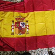 Militaria: BANDERA DE ESPAÑA DE GRAN TAMAÑO 150X100. Lote 101244367