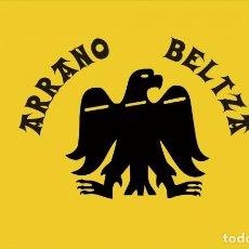 Militaria: BANDERA ARRANO BELTZA. Lote 101114259
