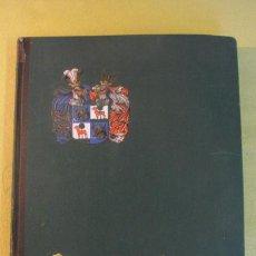 Militaria: HINDENBURG 1934 I GUERRA MUNDIAL MILITARIA ALEMANIA NAZI ALBUM DE CROMOS COMPLETO. Lote 103291451