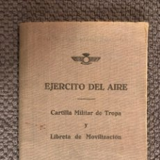 Militaria: PUZOL (VALENCIA). EJERCITO DEL AIRE (A.1959). Lote 108025091