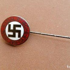 Militaria: EMBLEMA PARTIDO NAZI NSDAP. WW2. TERCER REICH. Lote 108814695