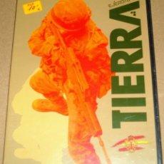 Militaria: DVD-EJERCITO DE TIERRA - DVD INFORMATIVO DIVULGATIVO DE SUS ACTIVIDADES- PRECINTADO IMPECABLE. Lote 109260503