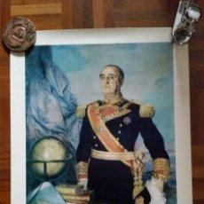 Militaria: S.E. EL JEFE DEL ESTADO ESPAÑOL GENERALISIMO DE LOS EJERCITOS DON FRANCISCO FRANCO BAHAMONDE. Lote 111588883