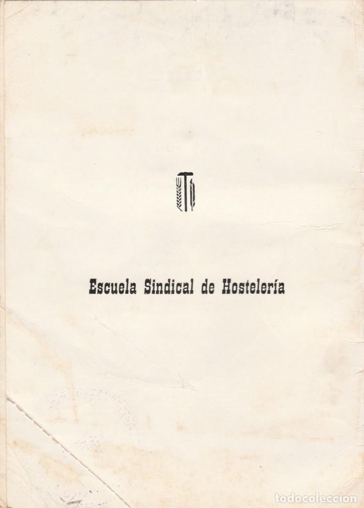 Militaria: ALMERIA-HERMANDAD DE COMBATIENTES DE LA DIVISION AZUL DE ALMERIA-12 DE ABRIL DE 1970 - Foto 3 - 112934559