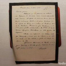 Militaria: CORRESPONDENCIA GUERRA CIVIL, ABRIL 1939. Lote 113153455