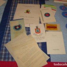 Militaria: CARPETA PROPAGANDISTA DE LA ESCUELA DE LANCEROS DE COLOMBIA , EJERCITO NACIONAL. Lote 113703227