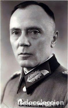 Militaria: FACSÍMIL DE DOCUMENTO FIRMADO POR EL REICHSFUHRER DE LAS SS HEINRICH HIMMLER - Foto 4 - 113717771
