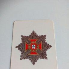 Militaria: CALENDARIO ORDEM DO IMPÉRIO. Lote 114649544