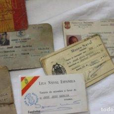 Militaria - GRAN LOTE DIVISION AZUL, CARNETS, FOTOS, LIBROS, DIARIO - 114927219