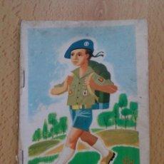 Militaria: LIBRO MANUAL IDEARIO OJE ORGANIZACIÓN JUVENIL ESPAÑOLA AÑOS 60. O.J.E.. Lote 115482535