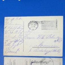 Military - LOTE CARTAS POSTALE ALEMANA, EPOCA 1ª GUERRA MUNDIAL - 116197971