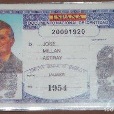 Militaria: CARNET MILLAN ASTRAY LEGION. Lote 116270831