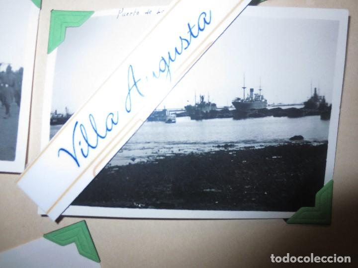 Militaria: FLOTA BARCOS PUERTO DE LA LUZ EN GUERRA CIVIL LEGION ESPAÑOLA LAS PALMAS GRAN CANARIA - Foto 5 - 117874259