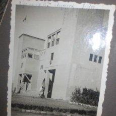 Militaria: OFICINAS MILITAR DEL J.A TAGRAGRA ACABADA GUERRA CIVIL LEGION 1940. Lote 118011415