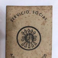 Militaria: CARPESA (VALENCIA). FALANGE ESPAÑOLA TRADICIONALISTA Y DE LAS J.O.N.S (A.1946). Lote 126737742
