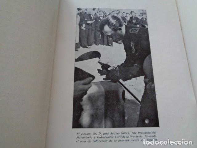 Militaria: CASTELLÓN. ESTADIO CASTALIA. 1943 1945. RARO LIBRITO CONSTRUCCIÓN DEL ESTADIO EN EPOCA FRANQUISTA. - Foto 5 - 131866534