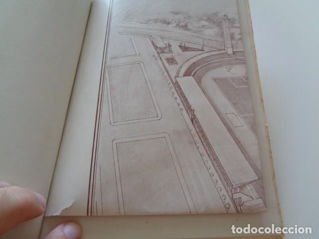 Militaria: CASTELLÓN. ESTADIO CASTALIA. 1943 1945. RARO LIBRITO CONSTRUCCIÓN DEL ESTADIO EN EPOCA FRANQUISTA. - Foto 6 - 131866534