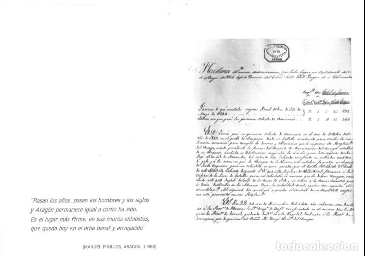 Militaria: TARJETA NAVIDAD - LA GUARDIA CIVIL EN ARAGON - Foto 2 - 133334250