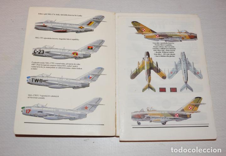 Militaria: Libro .Historia de aviones .Praga .1989a .Checoslovakia - Foto 2 - 133558554