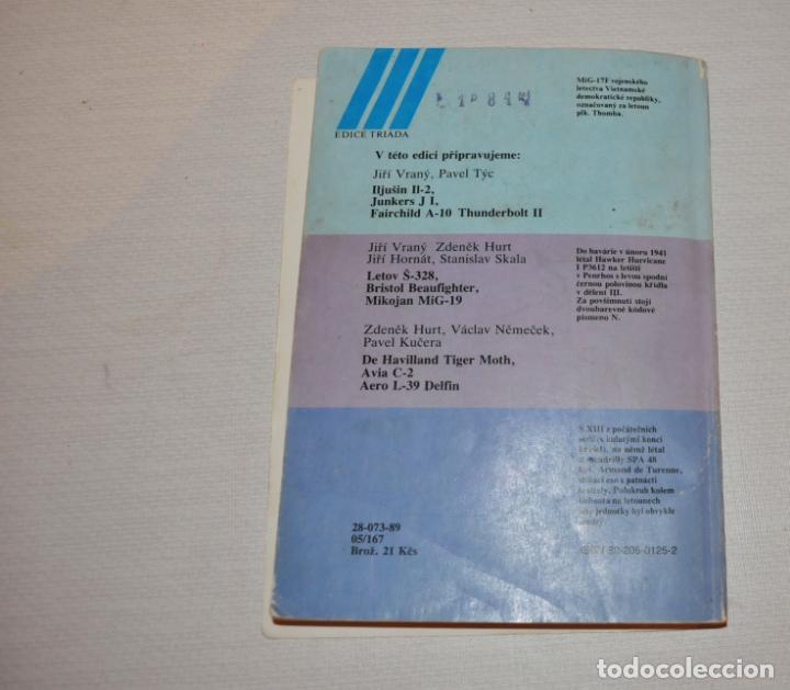 Militaria: Libro .Historia de aviones .Praga .1989a .Checoslovakia - Foto 4 - 133558554