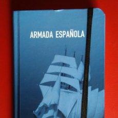 Militaria: LIBRETA BLOC DE NOTAS ARMADA ESPAÑOLA. Lote 134798899