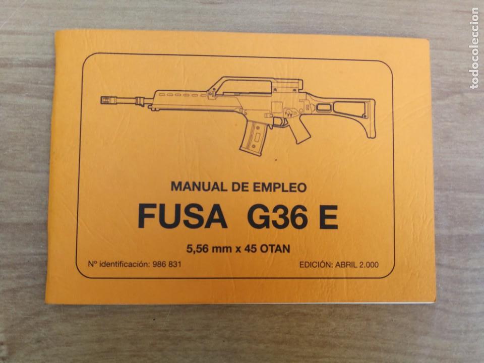 Manual De Empleo Fusa Subfusil Ametralladora Hk Sold At Auction
