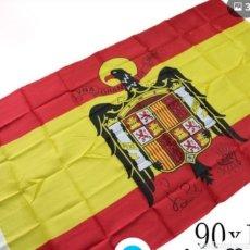 Militaria: BANDERA ESPAÑA ÉPOCA FRANCO. Lote 184593443